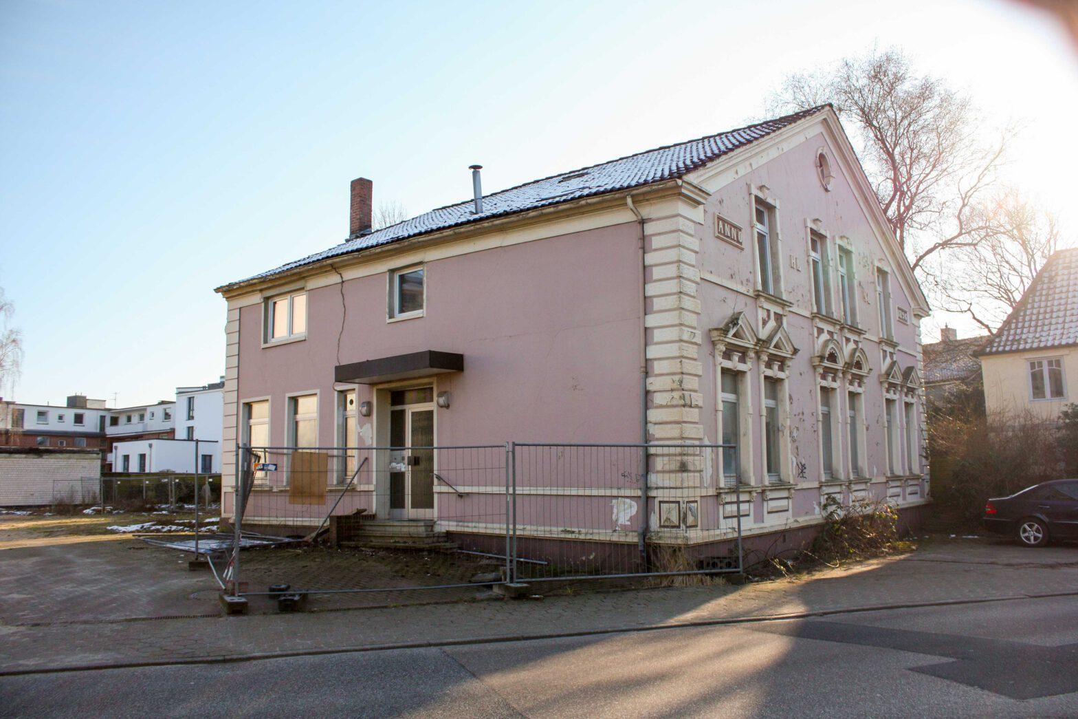Historische Langeloh-Schlosserei – Abriss auf Zeit?