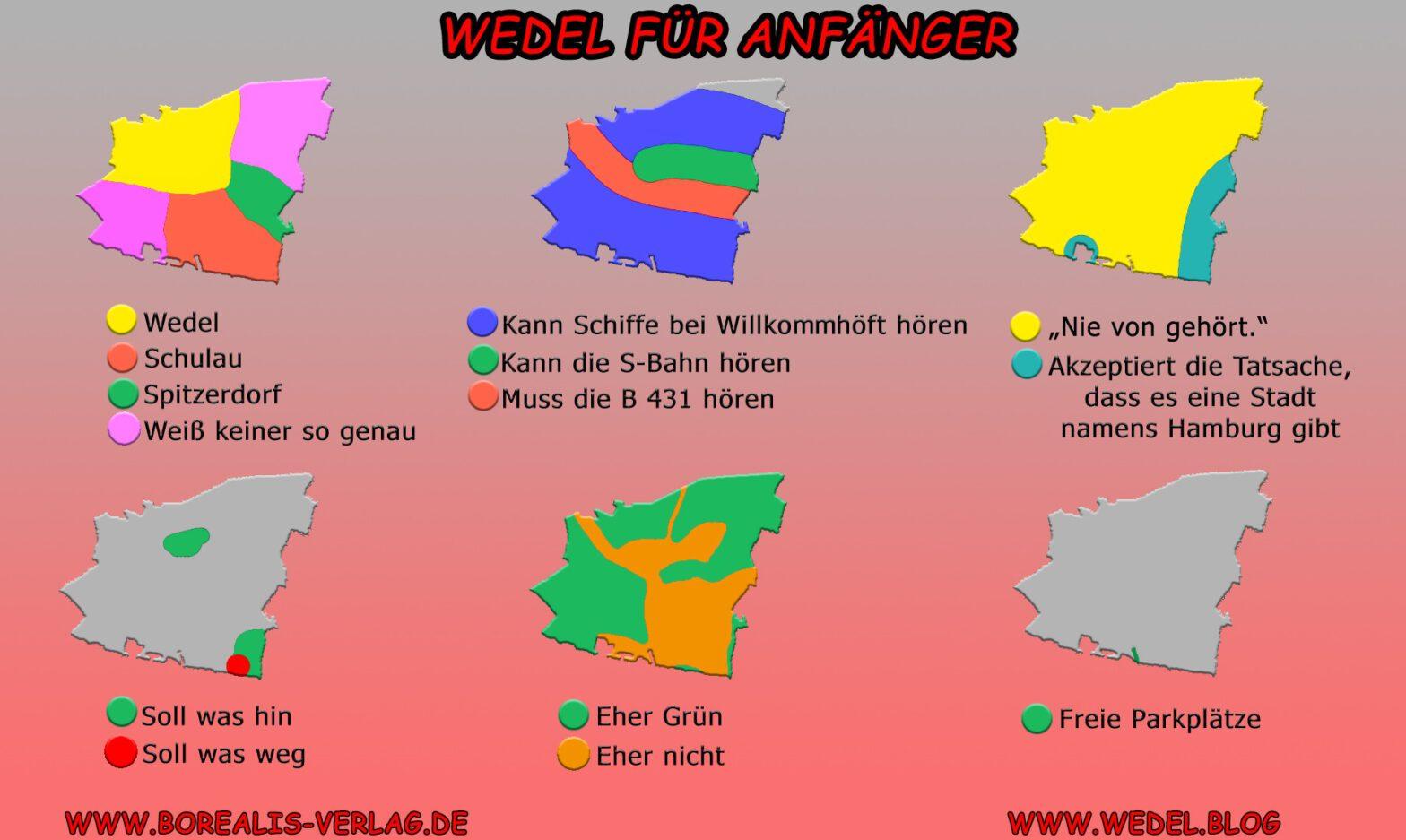 Kolumne: Die Vorurteils-Karte von Wedel!