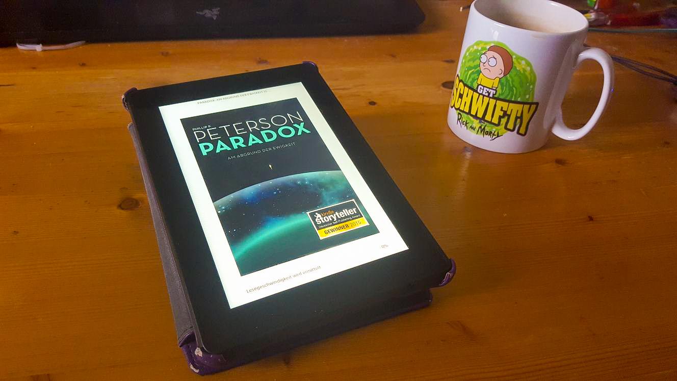 Rezension: Petersons Paradox